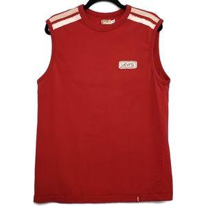 Levi's Retro Look Sleeveless T shirt
